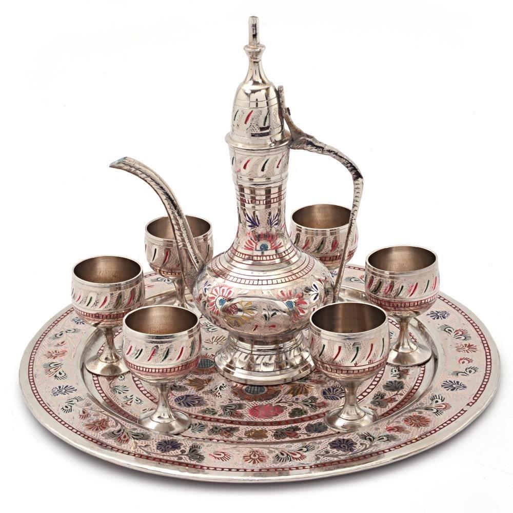 Rm Home Decormarble Handicraftsmeenakari Workdecorative Gift Item