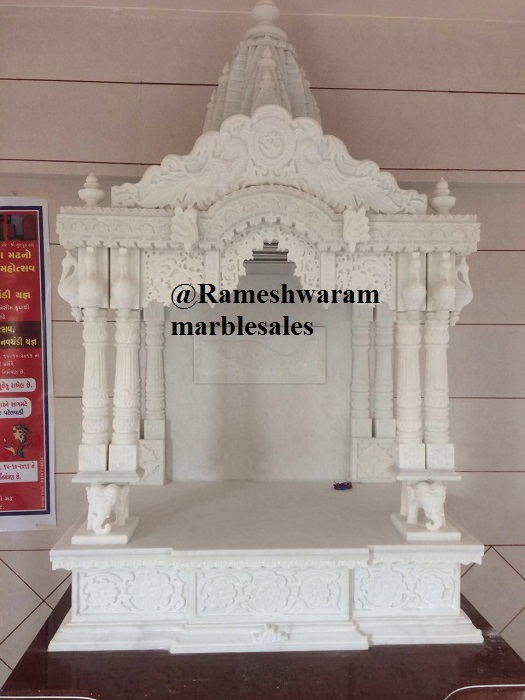 Rm Marble Size 5ft Temple For Home R Marbles